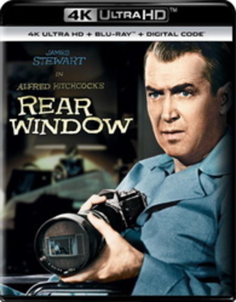 - Rear Window