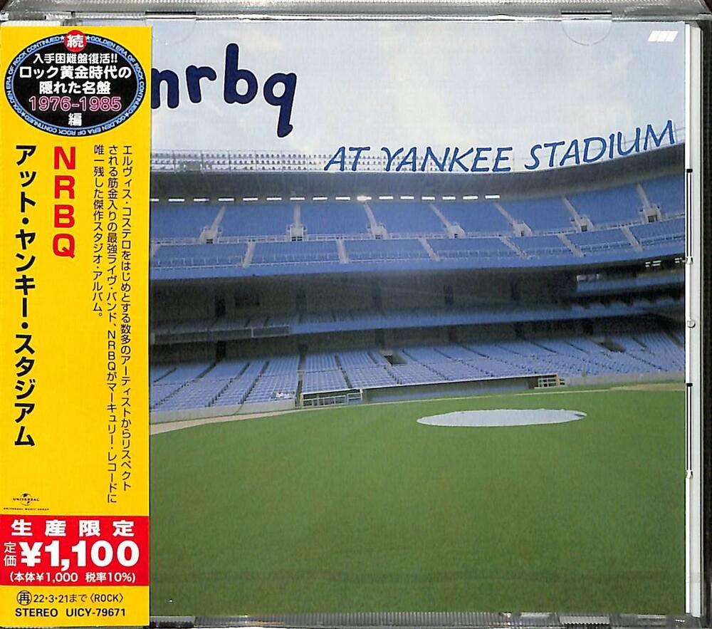 NRBQ - NRBQ At Yankee Stadium (Japanese Reissue)