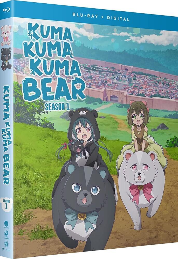 Kuma Kuma Kuma Bear: Season 1 - Kuma Kuma Kuma Bear: Season 1 (2pc) / (2pk Digc)