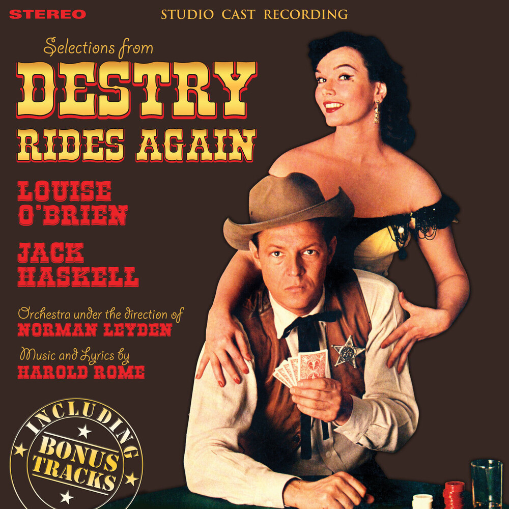 Destry Rides Again / O.C.R. - Destry Rides Again / O.C.R. (Bonus Tracks) (Uk)