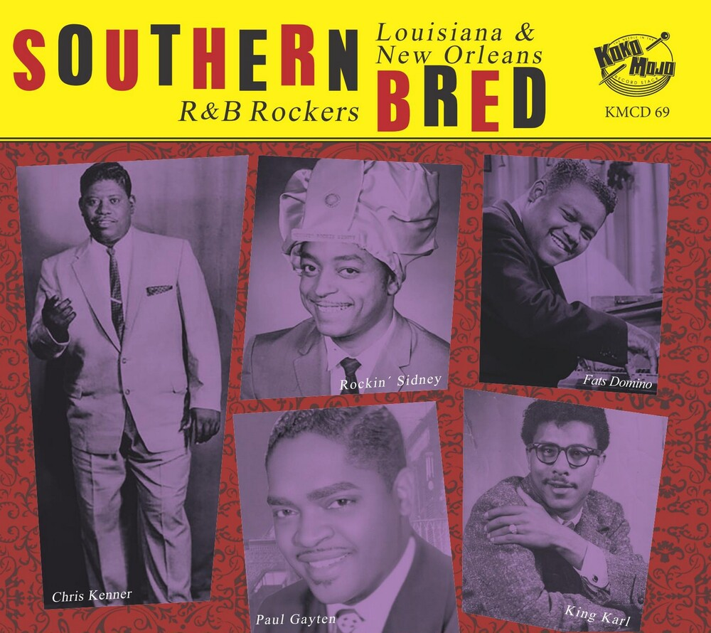 Various Artists - Southern Bred 19: Louisiana New Orleans R&B Rockers (Various Artists)