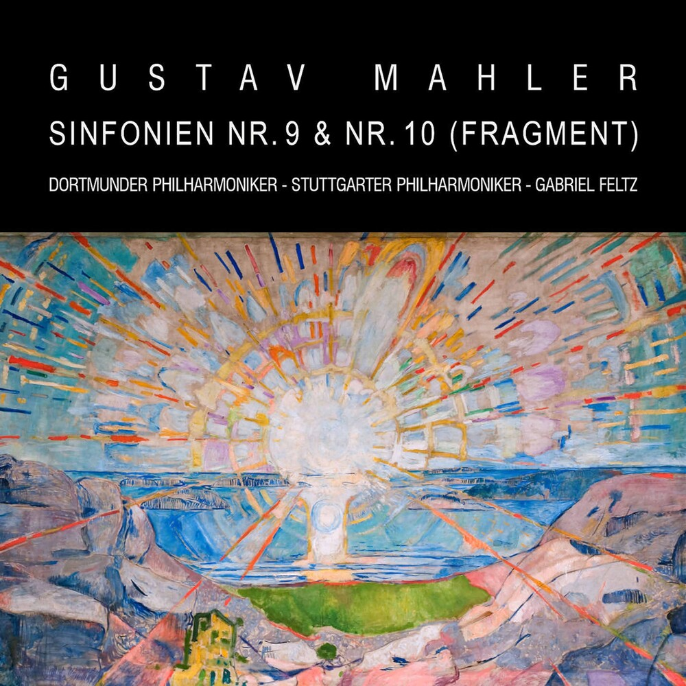 Mahler / Feltz - Symphonies 9 & 10 (Hybr) (2pk)