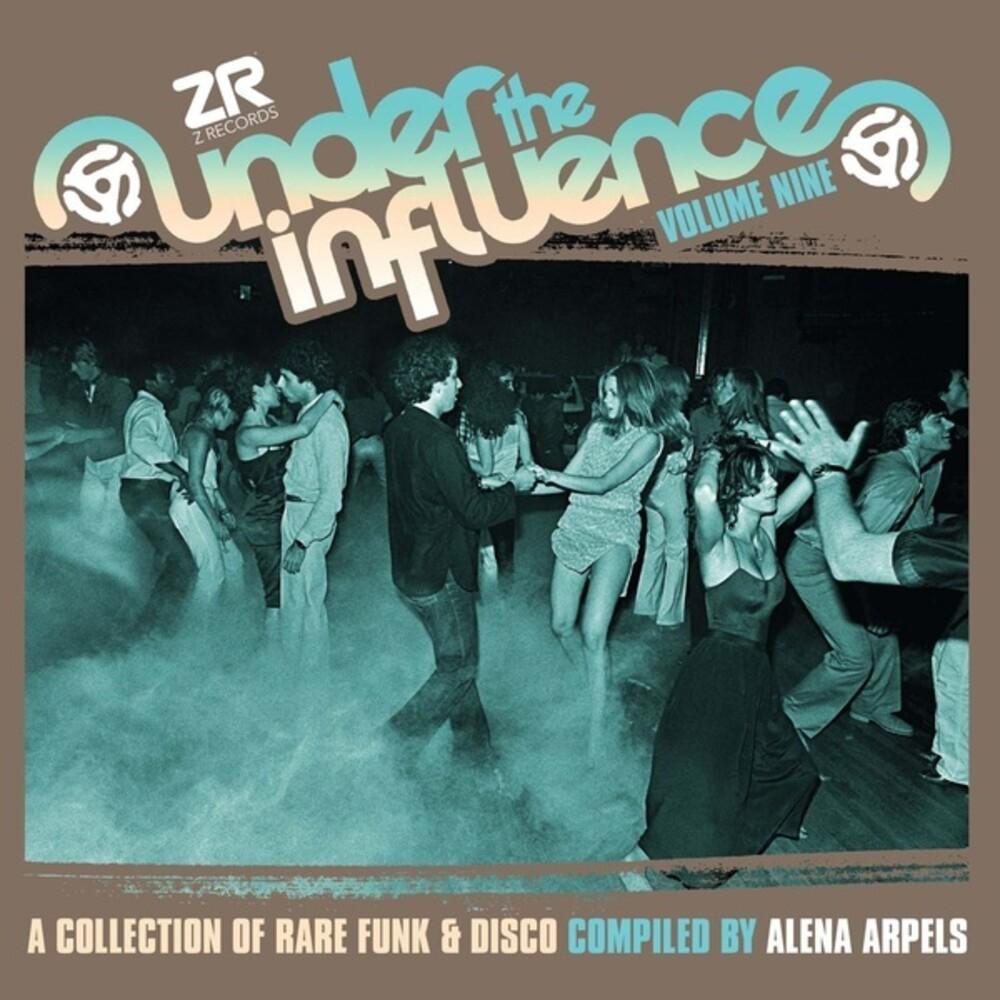Arpels, Alena - Under The Influence Volume Nine