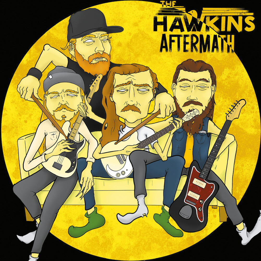 Hawkins - Aftermath [Colored Vinyl] [Limited Edition] (Pnk)
