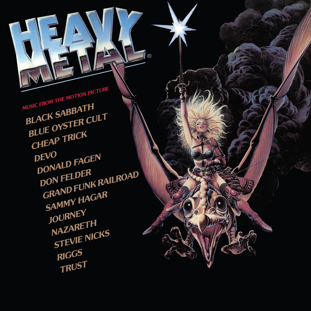 Heavy Metal / O.S.T. - Heavy Metal (Music From The Motion Picture)