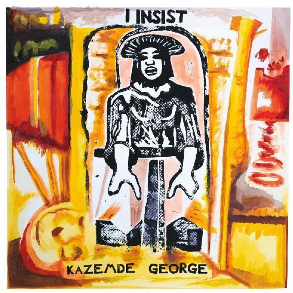 Kazemde George - In Insist [Digipak]