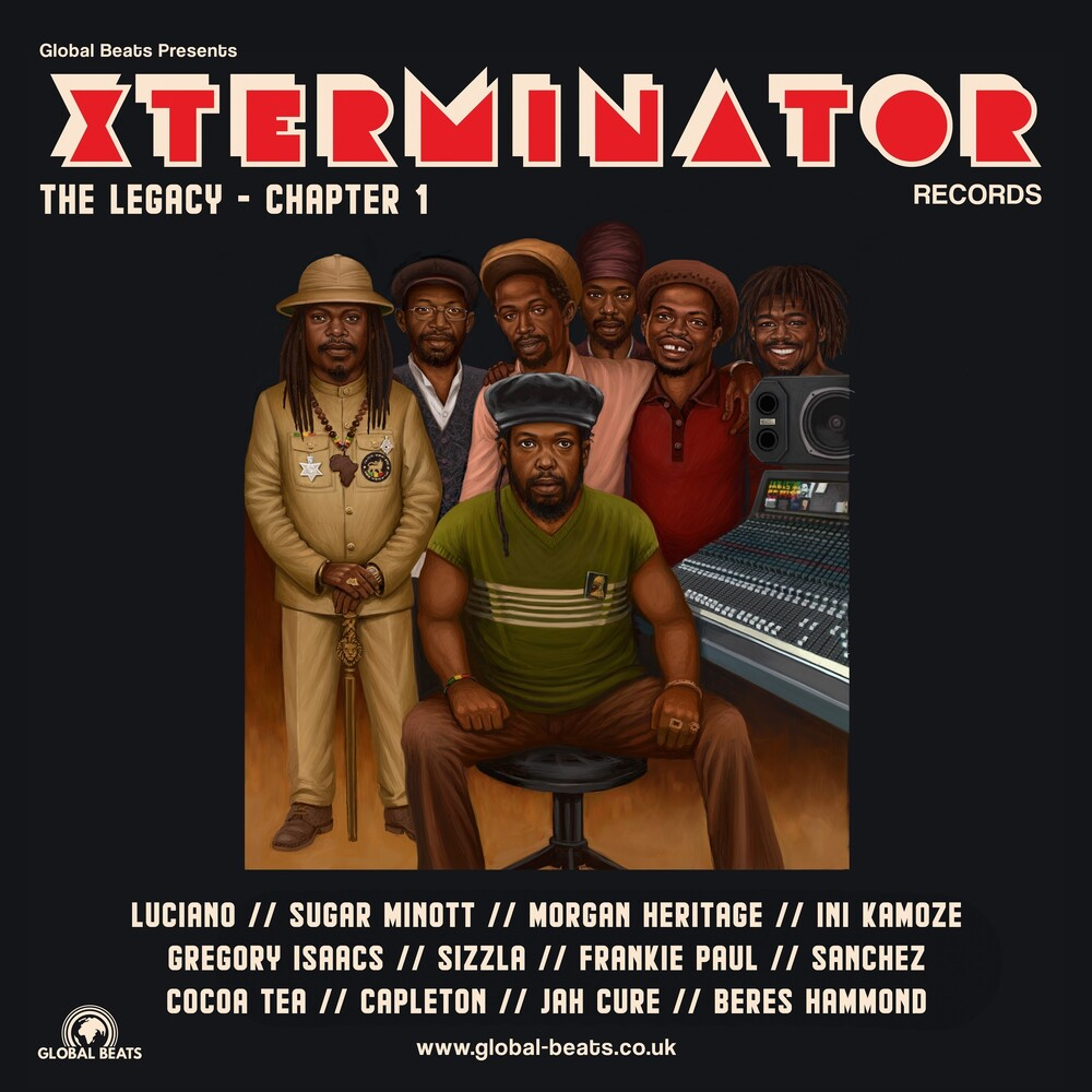 Xterminator Records: Legacy-Chapter 1 / Various - Xterminator Records: Legacy-Chapter 1 / Various