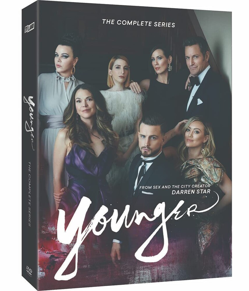 Younger: Complete Series - Younger: Complete Series (10pc) / (Box Ac3 Dol Ws)