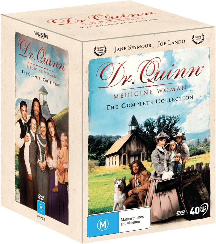 Dr Quinn Medicine Woman: The Complete Collection - Dr Quinn Medicine Woman: The Complete Collection