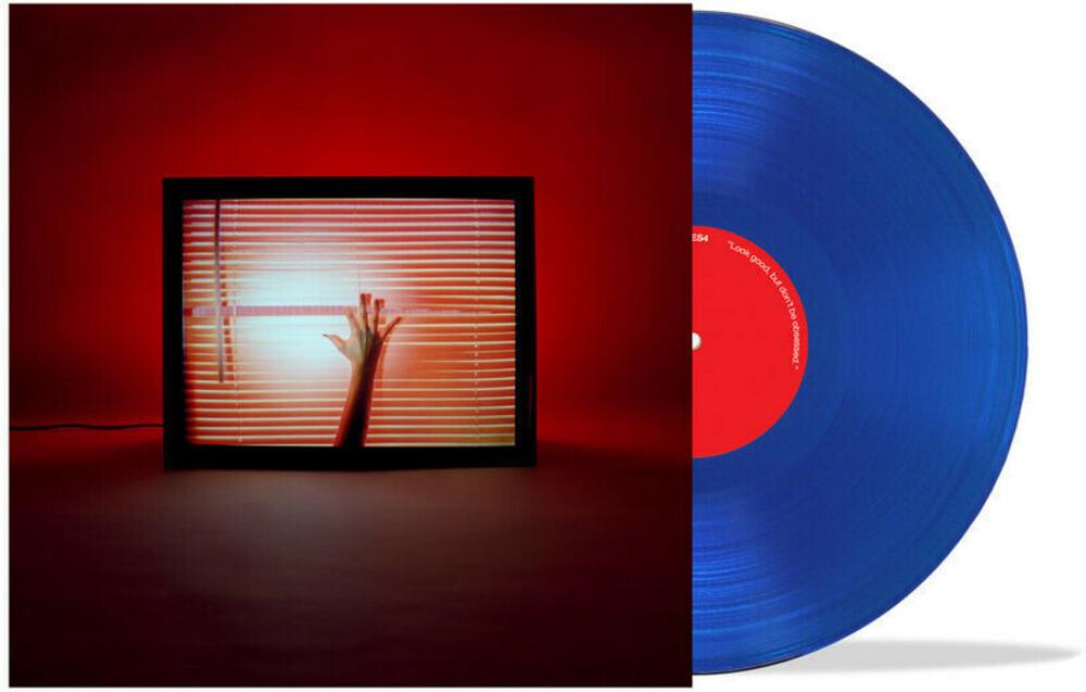 Chvrches - Screen Violence (Limited Edition) (Transparent Blue Vinyl)