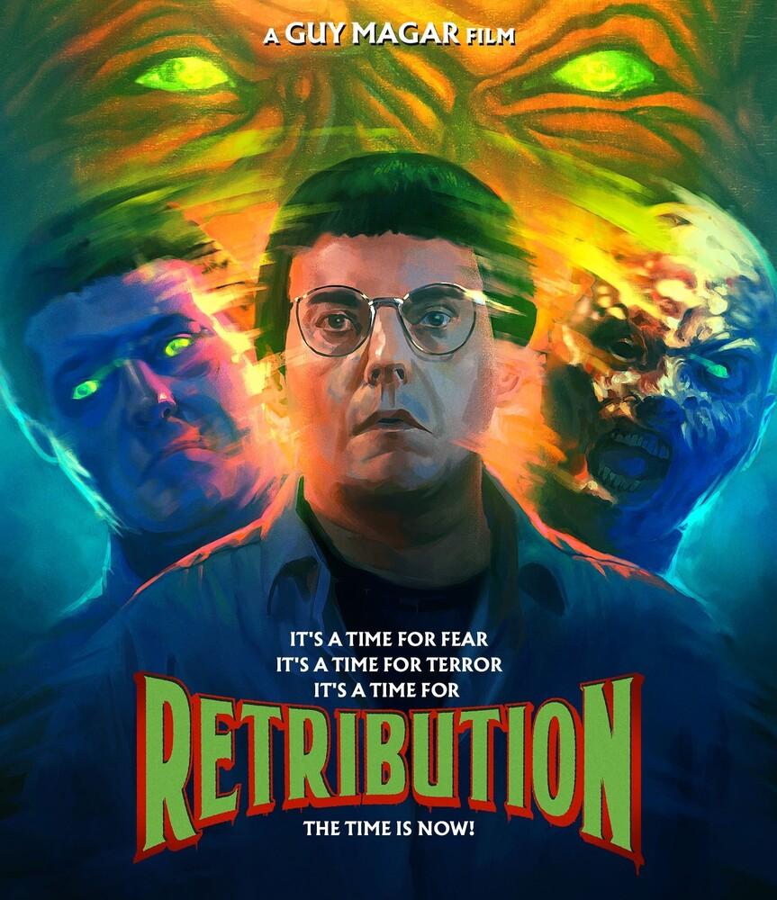 Retribution - Retribution (3pc)
