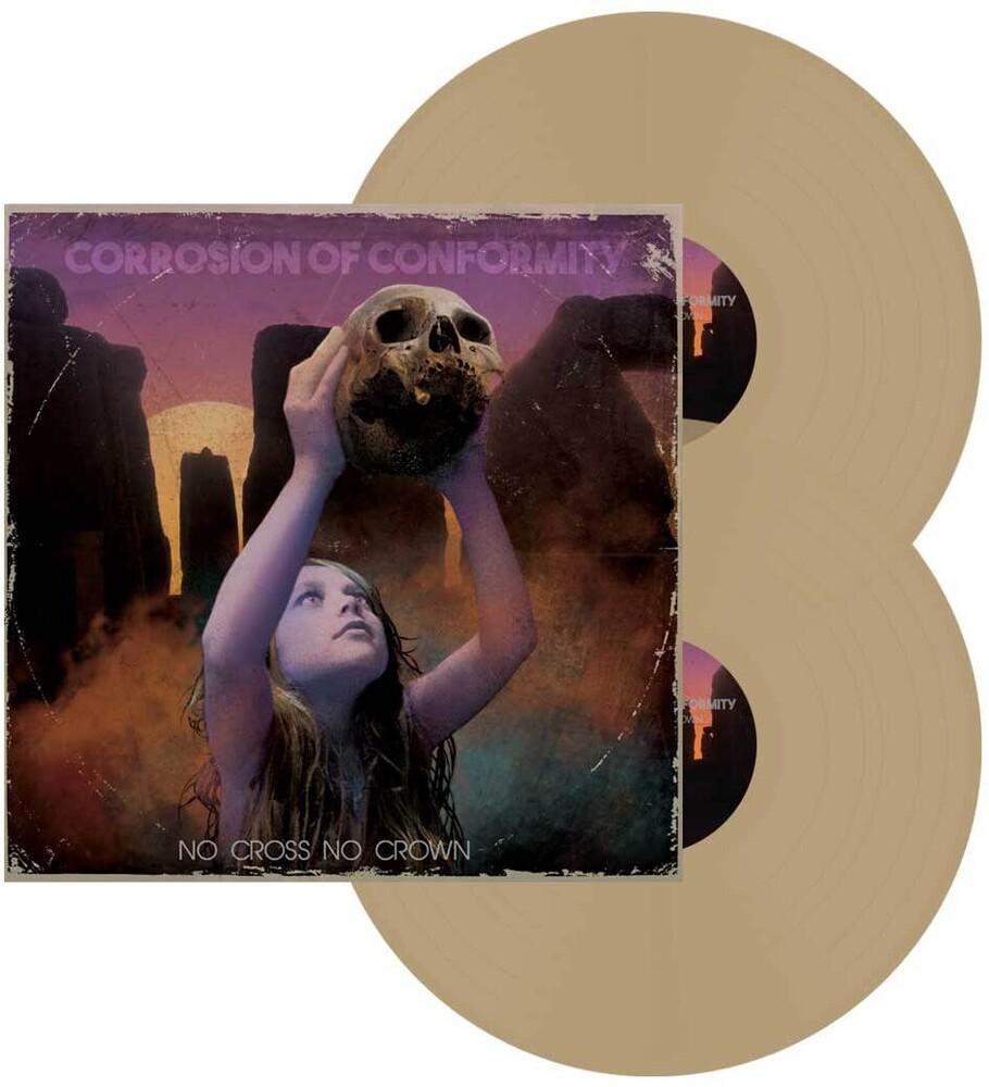 Corrosion Of Conformity - No Cross No Crown (Beer Vinyl)