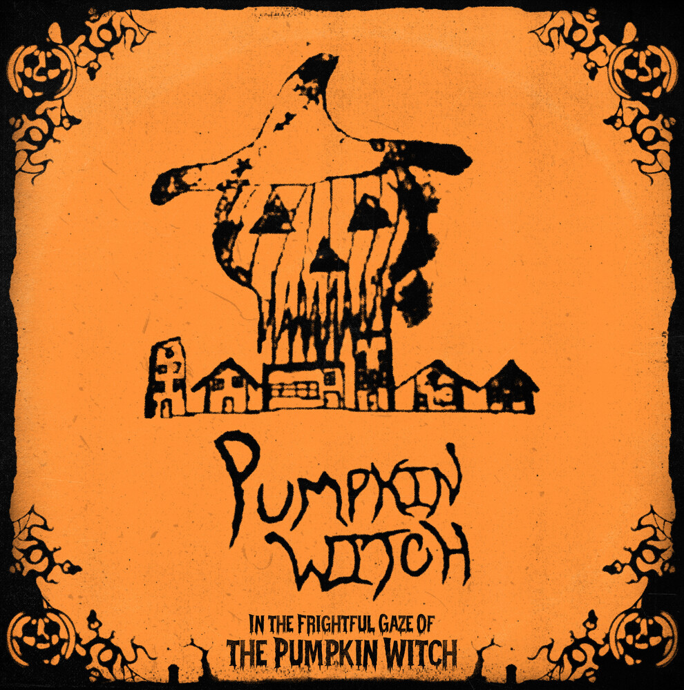 Pumpkin Witch - In The Frightful Gaze of the Pumpk