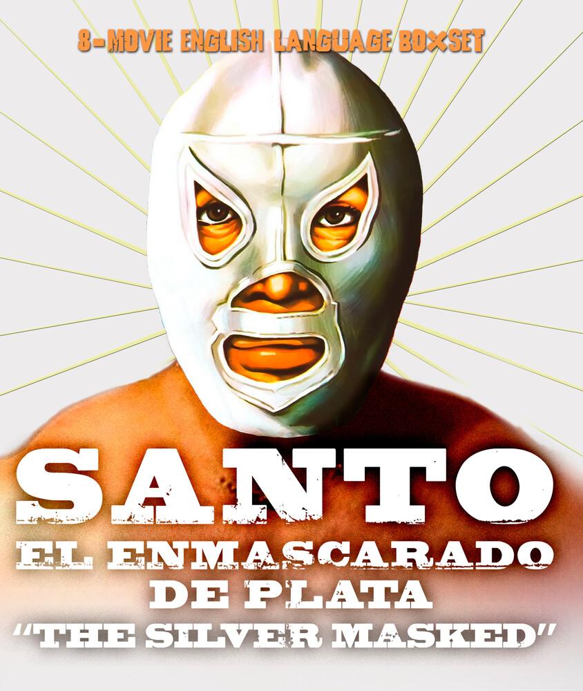 Santo: El Enmascarado De Plata - Santo: El Enmascarado De Plata