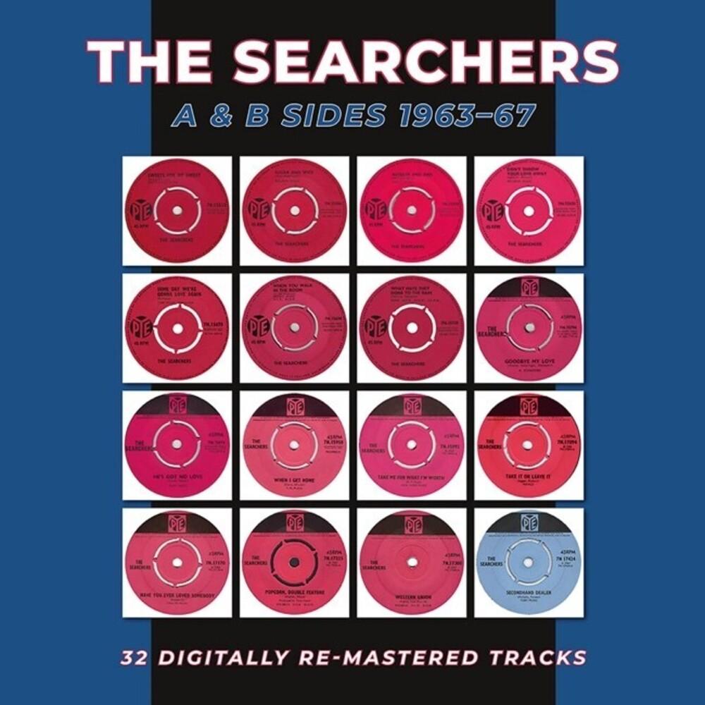 Searchers - A & B Sides 1963-1967 [180 Gram] (Uk)
