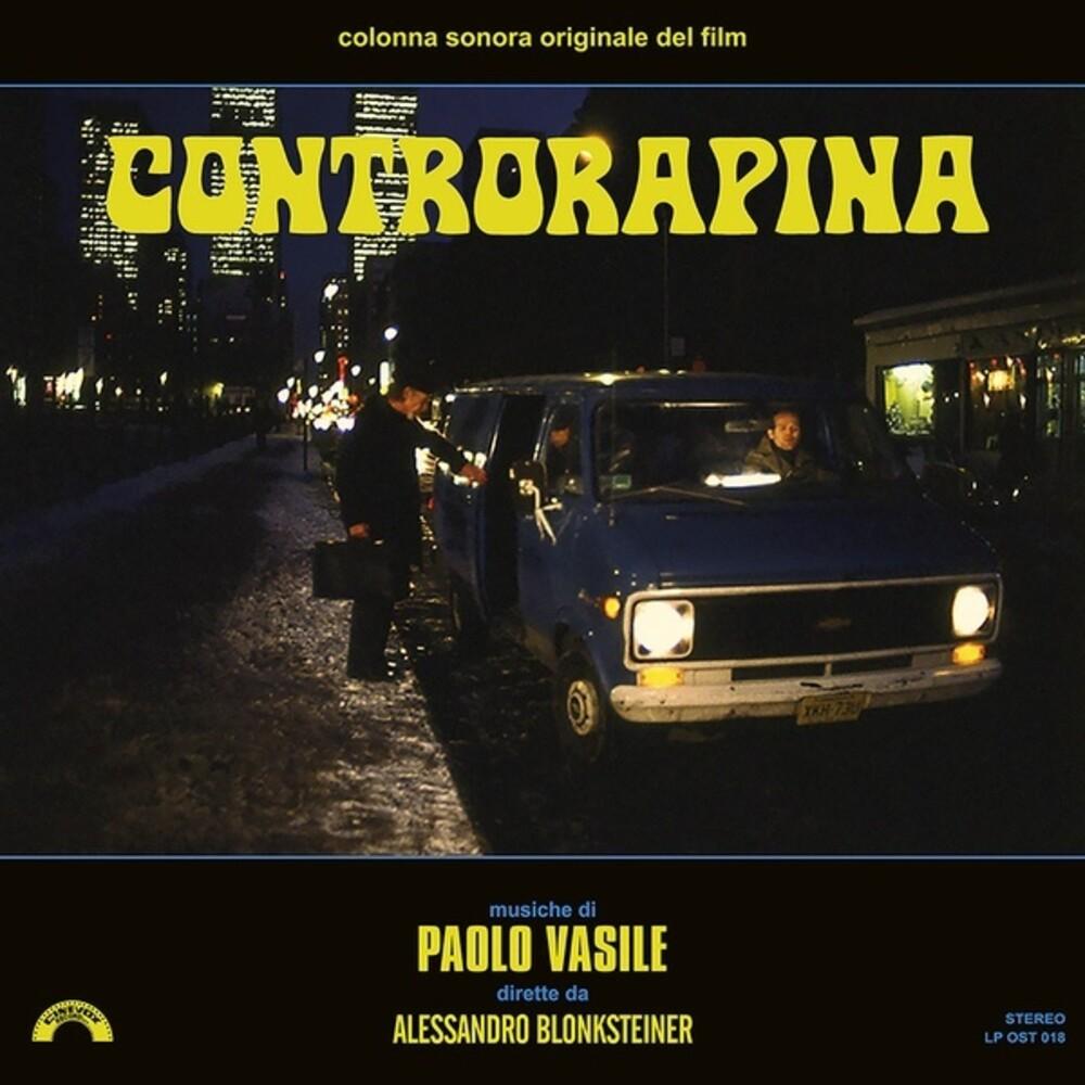 Controrapina / O.S.T. - Controrapina / O.S.T.