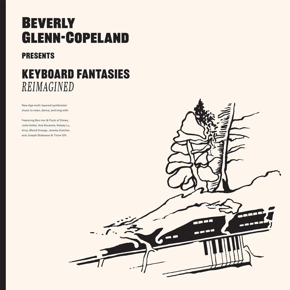 Glenn-Beverly Copeland - Keyboard Fantasies Reimagined