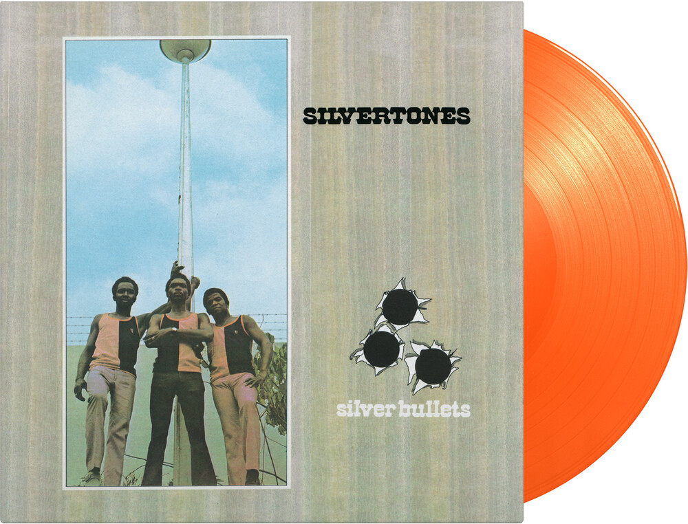 Silvertones - Silver Bullets [Colored Vinyl] [Limited Edition] [180 Gram] (Org) (Hol)