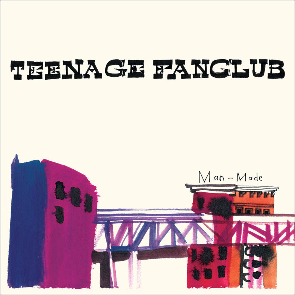 Teenage Fanclub - Man-Made [Vinyl]