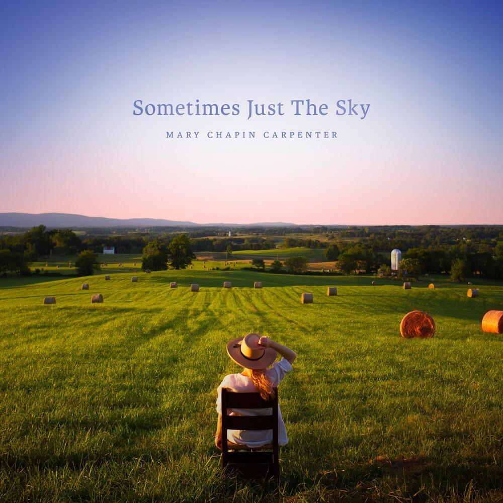 Mary Chapin Carpenter - Sometimes Just The Sky [LP]