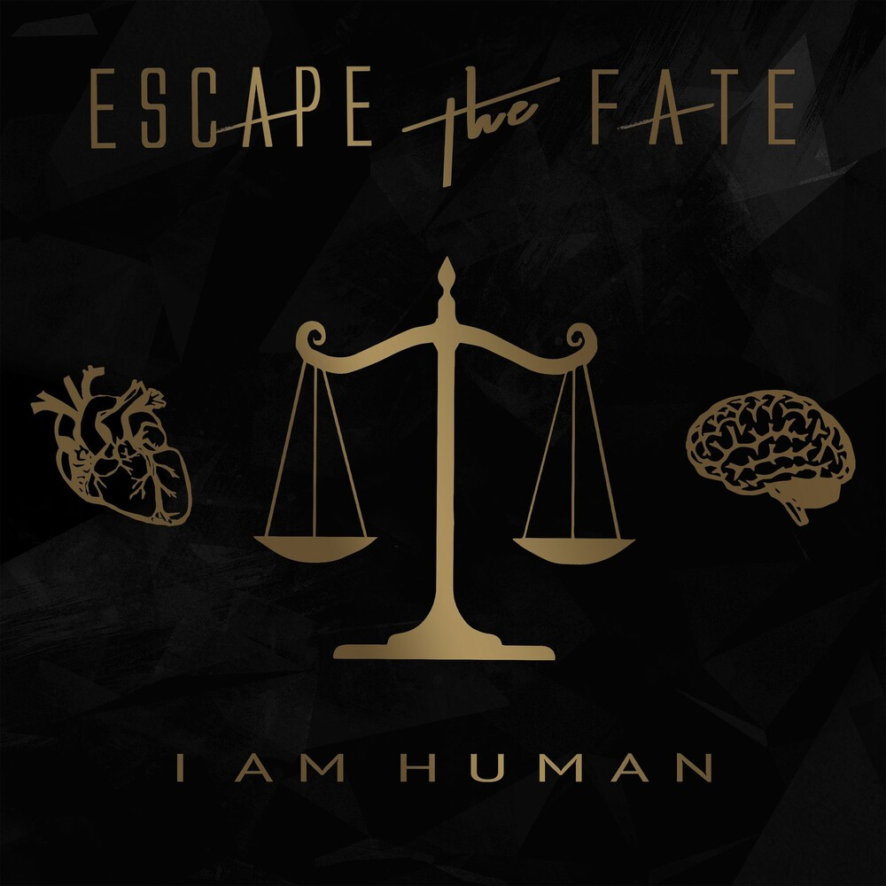 Escape The Fate - I Am Human [LP]