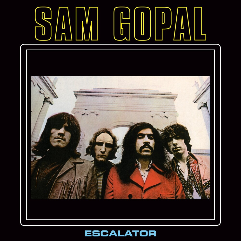 Sam Gopal - Escalator (Colv) (Red) (Wsv) (Uk)