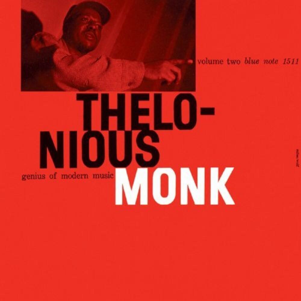 Thelonious Monk - Genius Of Modern Music Vol 2 (Hqcd) (Jpn)