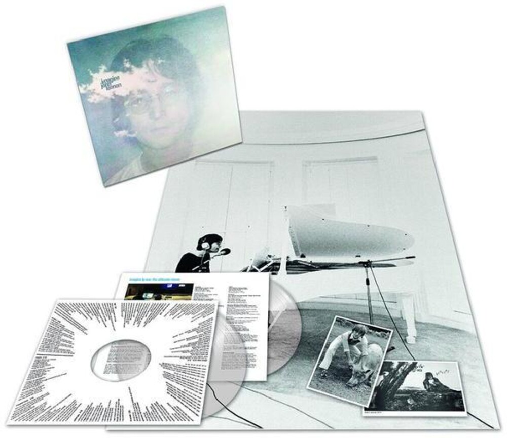 John Lennon - Imagine: The Ultimate Mixes [Deluxe Clear 2LP]