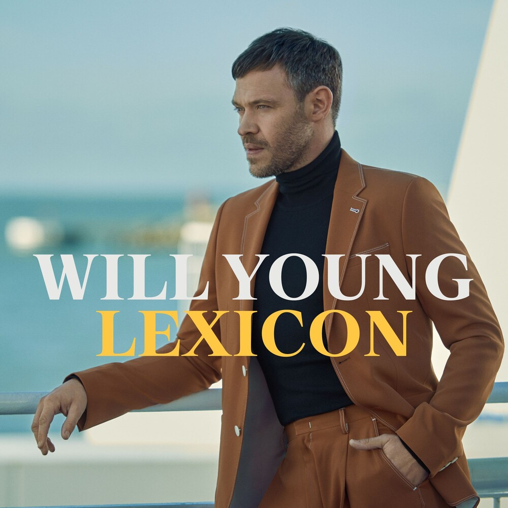 Will Young - Lexicon [LP]