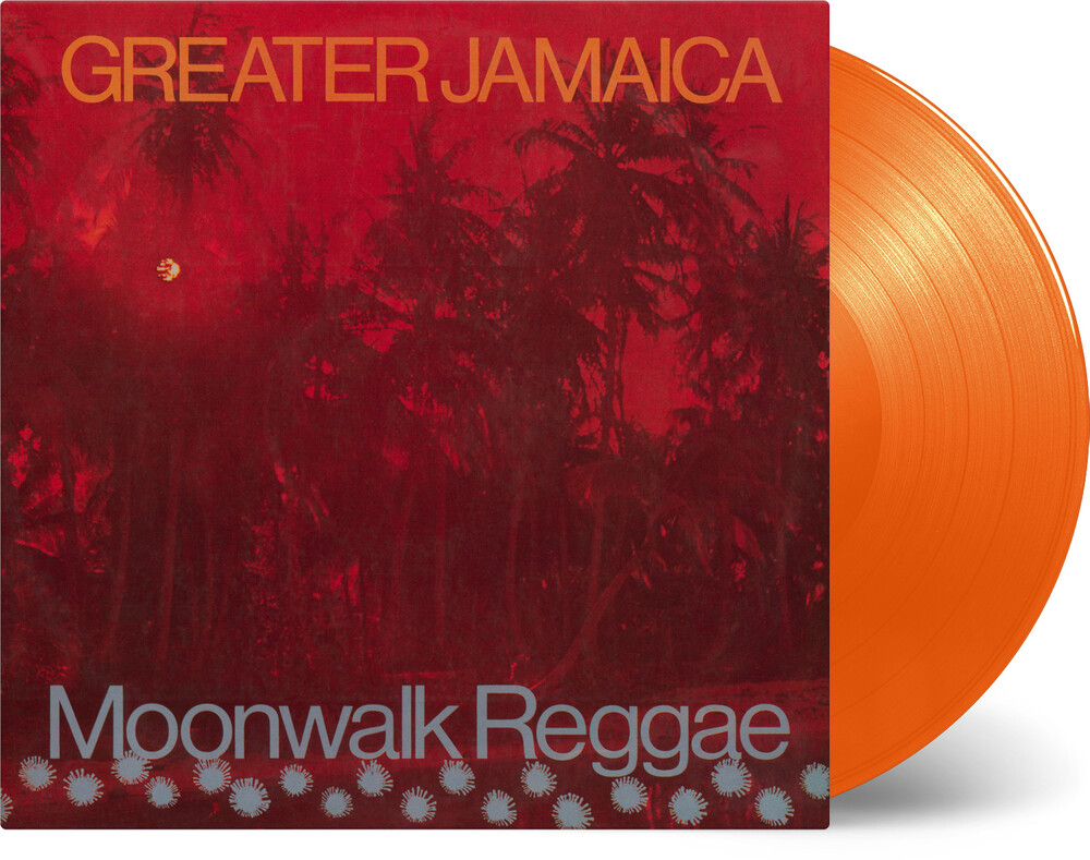 Tommy Mccook & The Supersonics - Greater Jamaica Moonwalk Reggae (Hol)