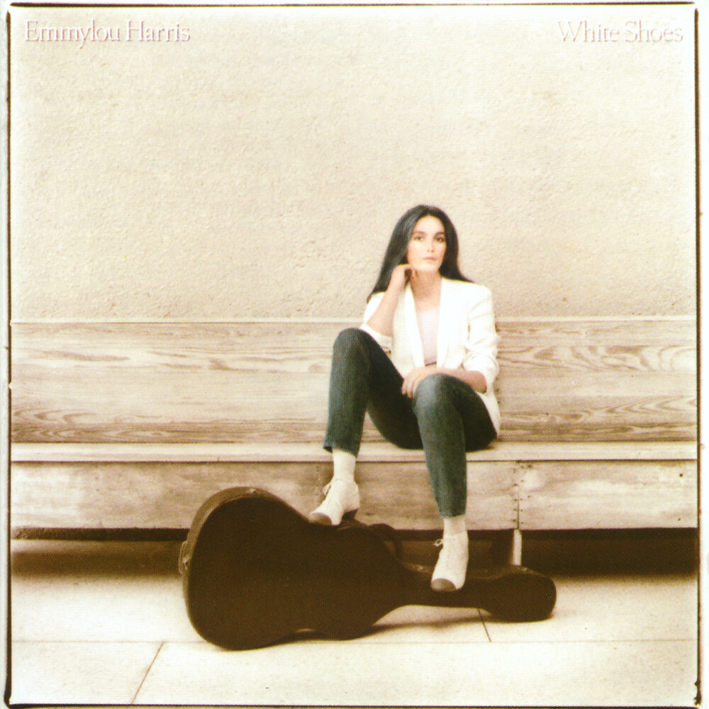 Emmylou Harris - White Shoes [LP]