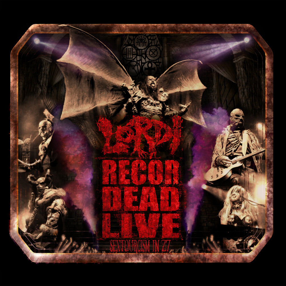 Lordi - Recordead Live - Sextourcism In Z7 (W/Dvd)