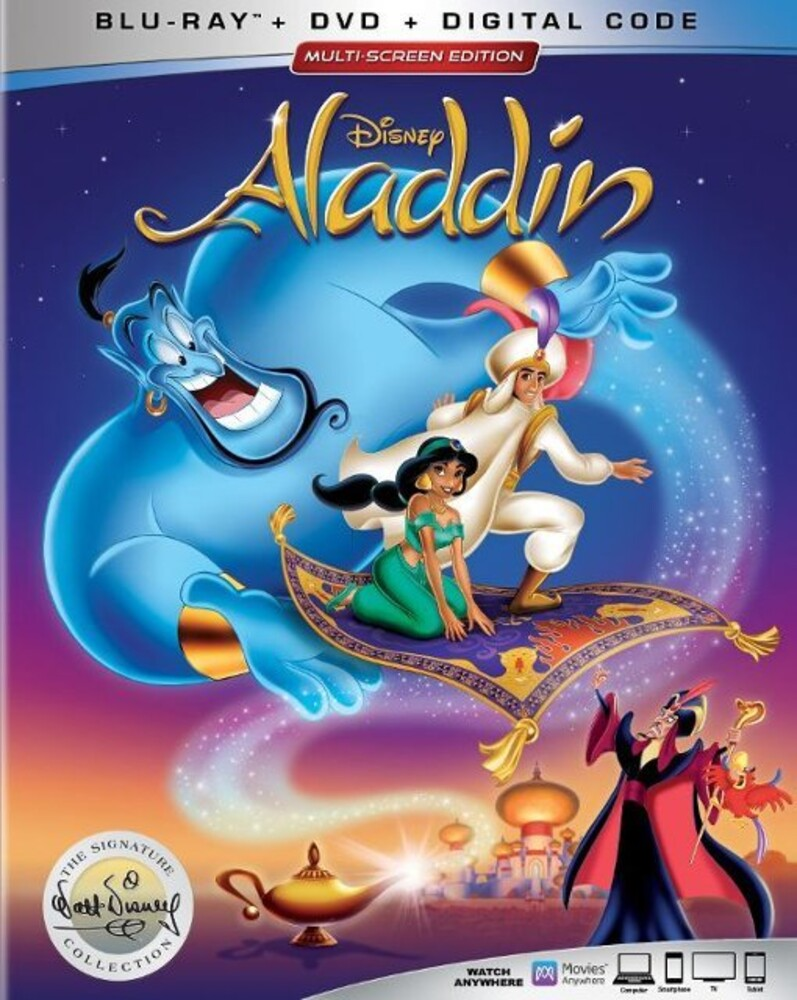 Aladdin [Disney Movie] - Aladdin: Signature Collection