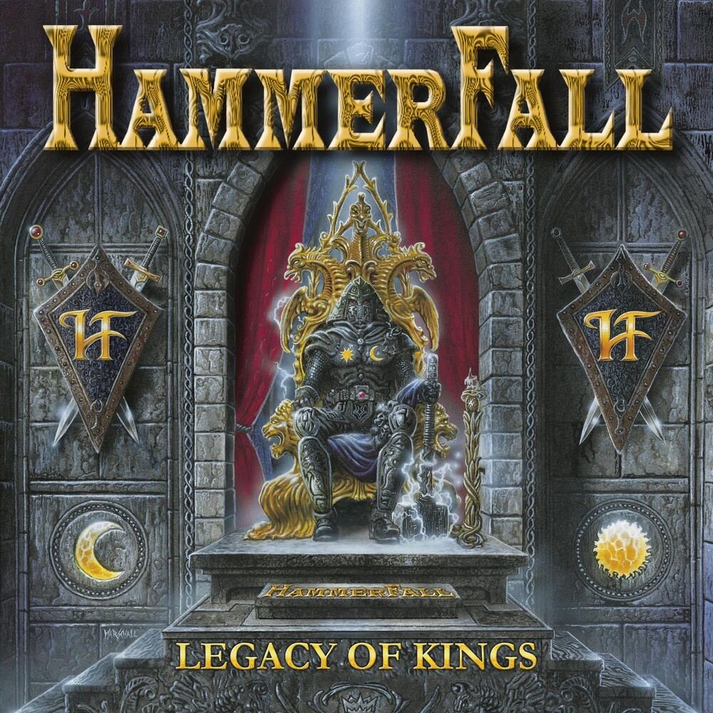 Hammerfall - Legacy Of Kings [LP]