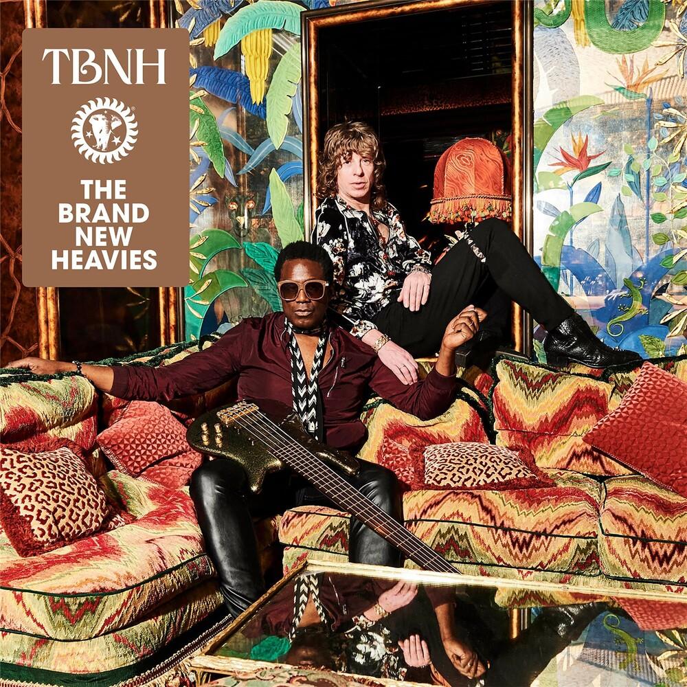The Brand New Heavies - TBNH [LP]