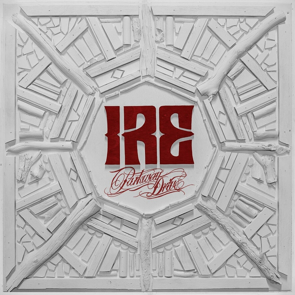 Parkway Drive - Ire (Coke Bottle) (Clear/Black Marble) (Blk)