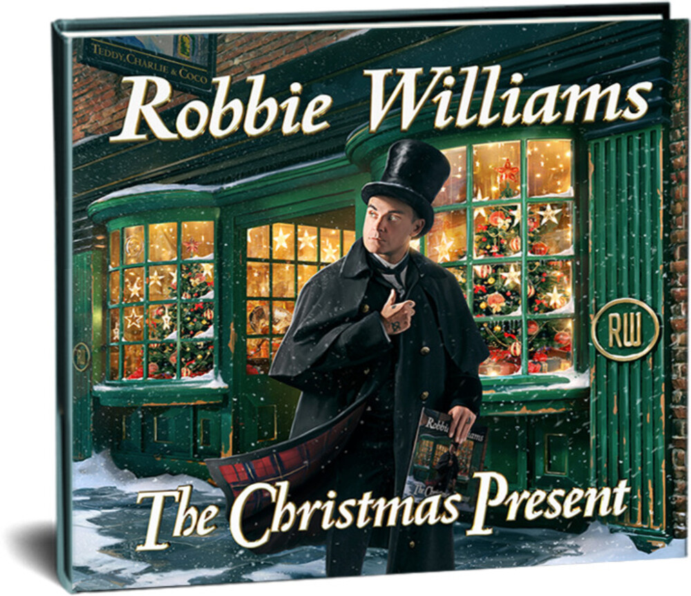Robbie Williams - The Christmas Present [Import Deluxe 2CD]