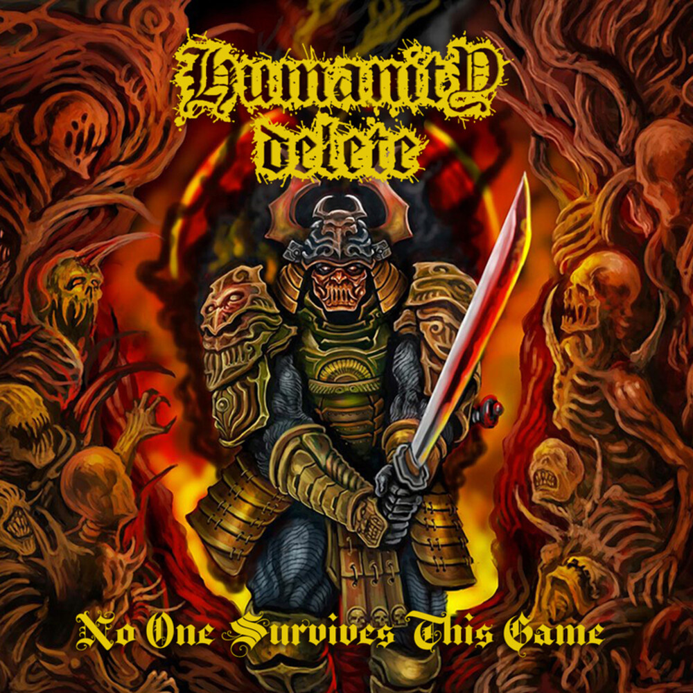 Humanity Delete - No One Survives This Game