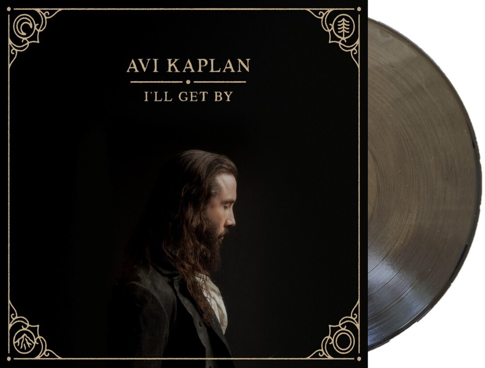 Avi Kaplan - I'll Get By EP [Indie Exclusive Black Ice Vinyl]