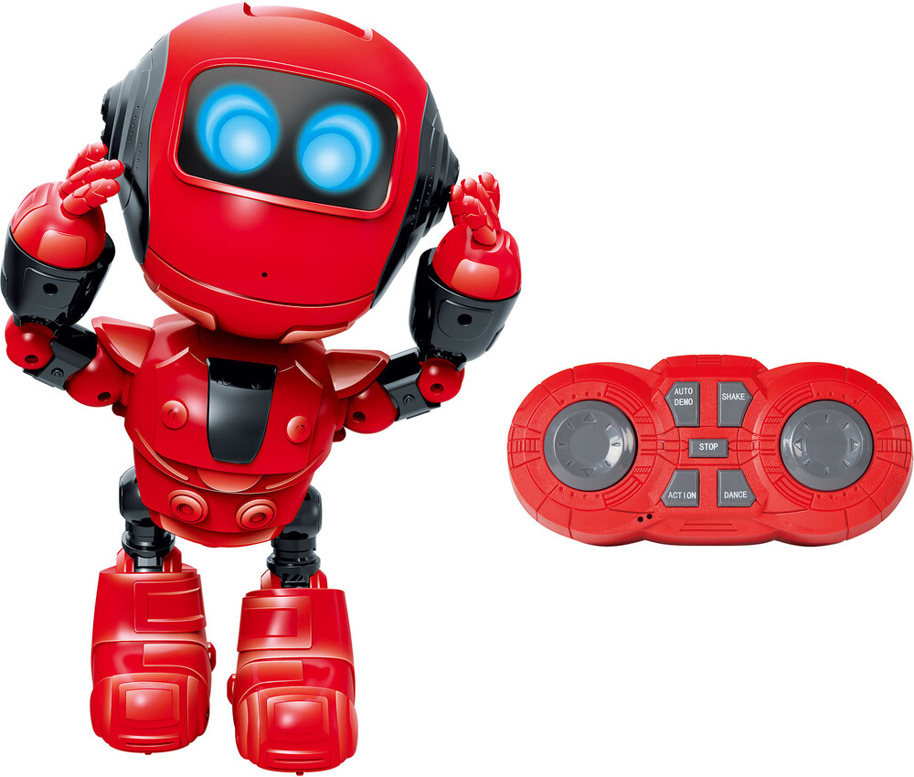 Rc Figures - Groove Bot RC Dancing Robot