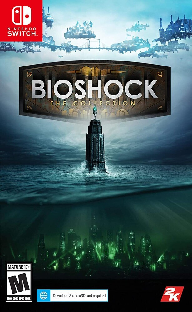 Swi Bioshock: The Collection - BioShock: The Collection for Nintendo Switch