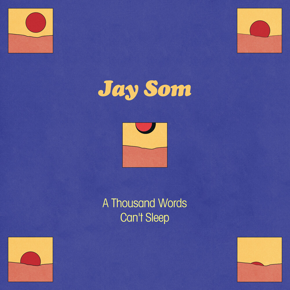 Jay Som - A Thousand Words [Clear Blue 7in Vinyl Single]