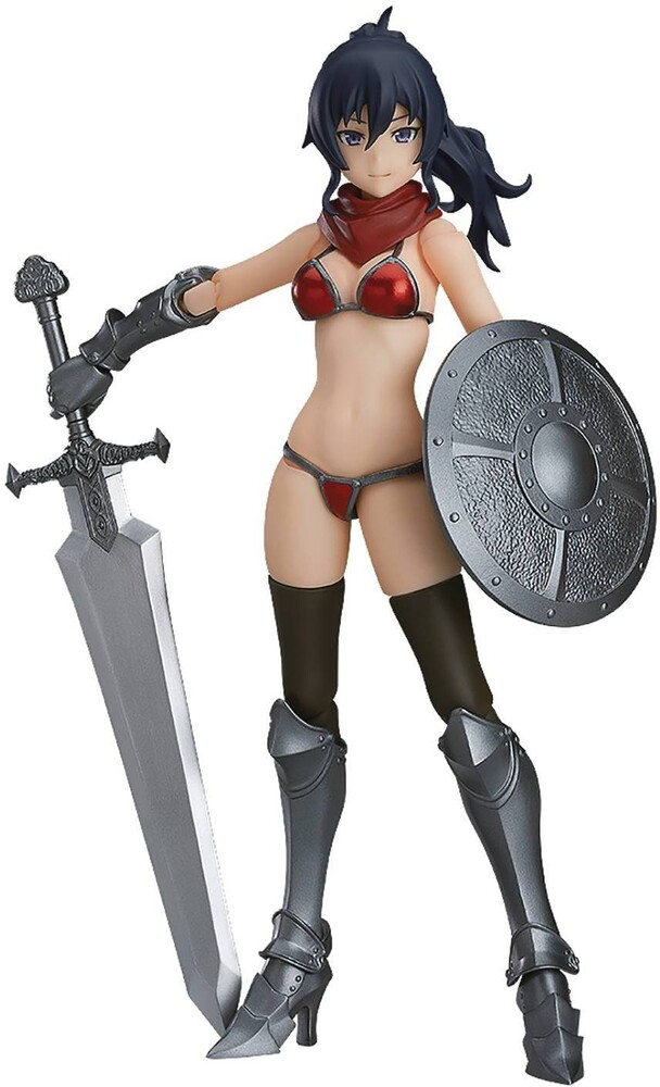 Good Smile Company - Good Smile Company - Bikini Armor Makoto Figma Styles Action Figure