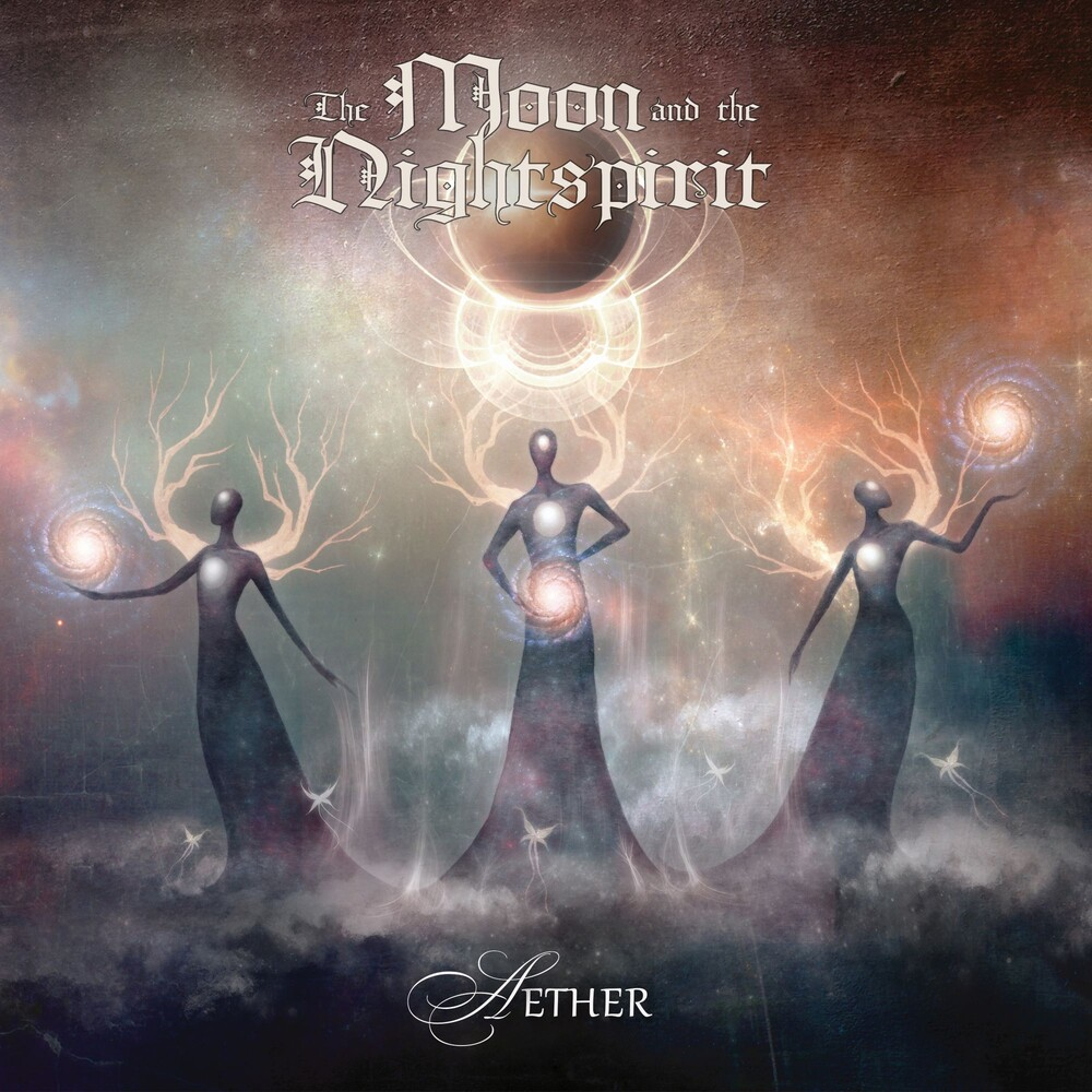The Moon and the Nightspirit - Aether [Limited Edition Translucent Violet LP]