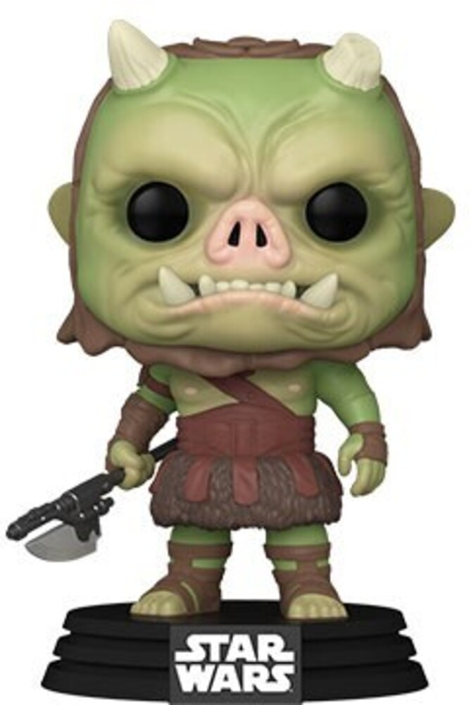 - FUNKO POP! STAR WARS: The Mandalorian- Gamorrean Fighter