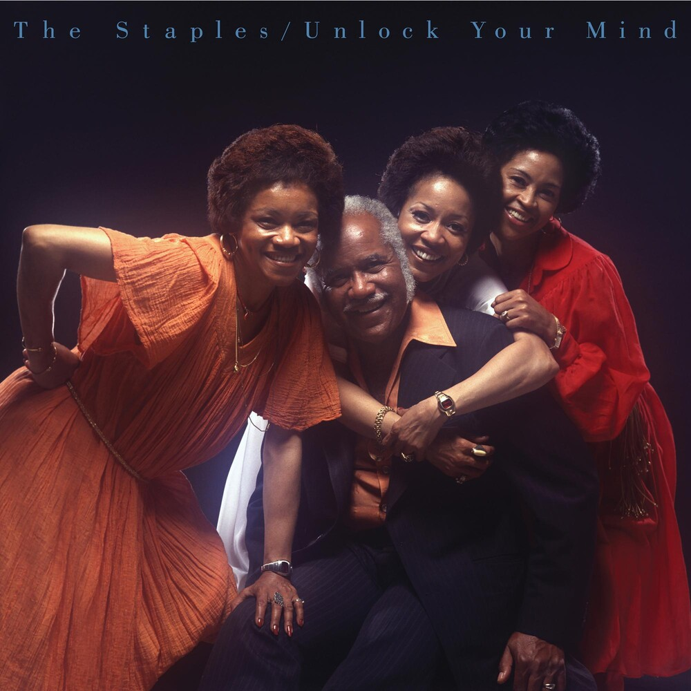 Staples - Unlock Your Mind