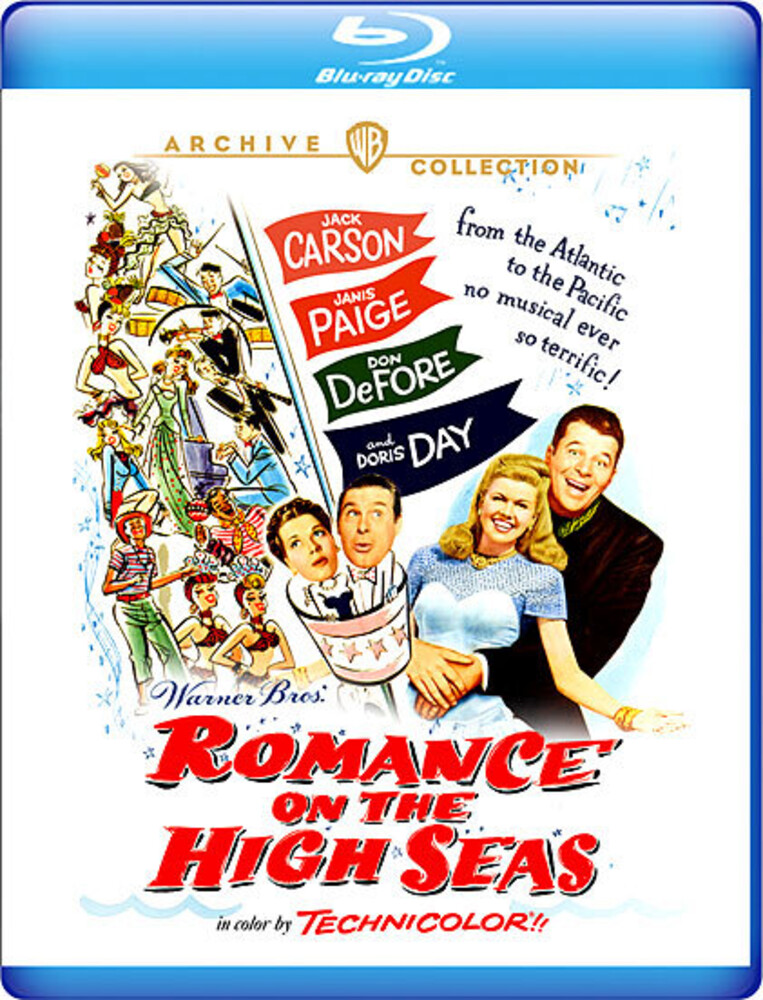 - Romance On The High Seas (1948) / (Full Mod Amar)