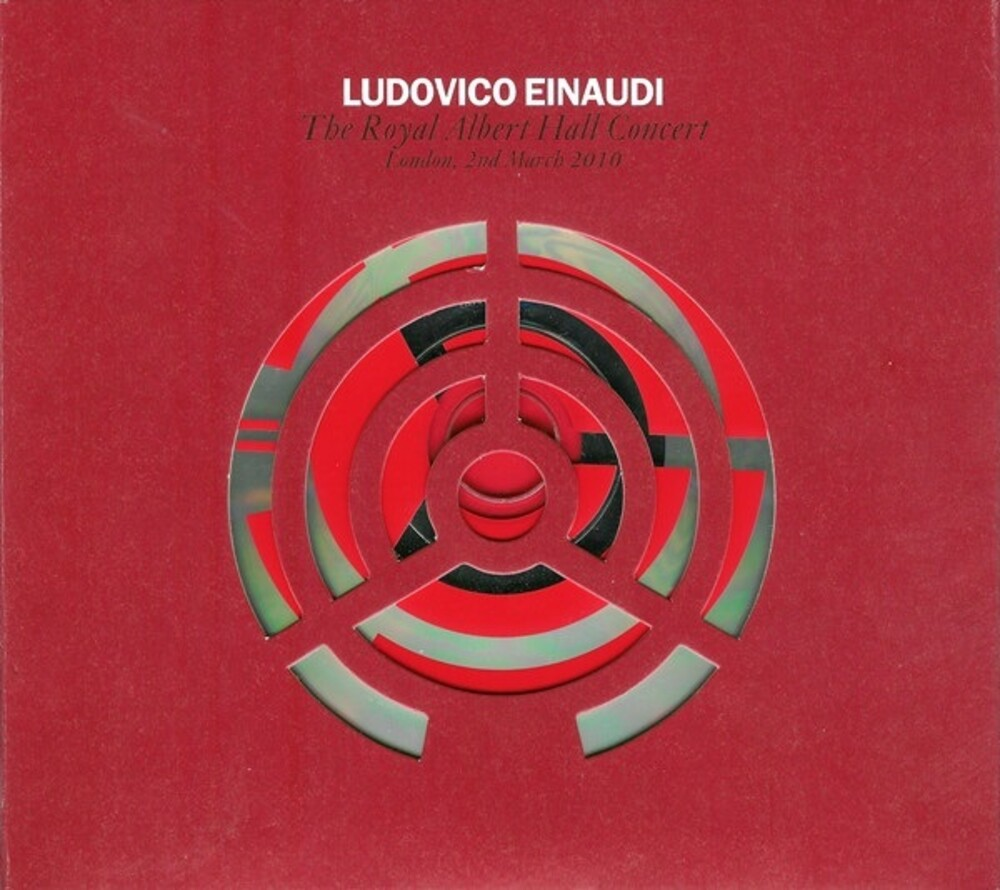 Ludovico Einaudi - Royal Albert Hall Concert (W/Dvd) (Ita)