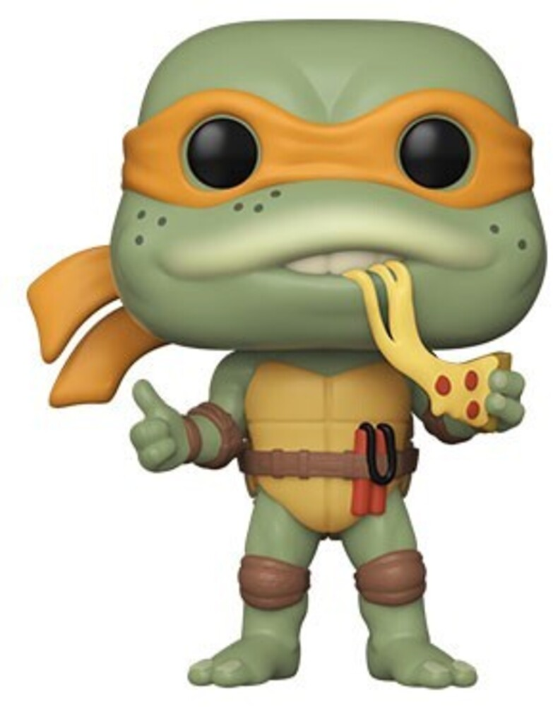 - FUNKO POP! VINYL: Teenage Mutant Ninja Turtles- Michelangelo