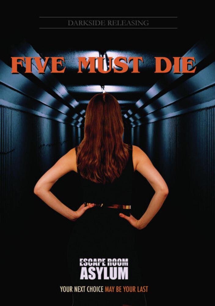 - Five Must Die / (Mod)